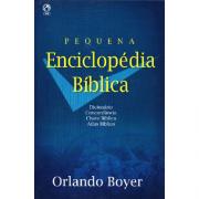 Pequena Enciclopédia Bíblica - Capa Brochura - Reembalado