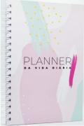 Planner da Vida Diária - Abstrato