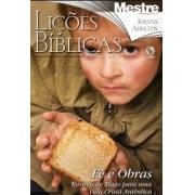 Revista Escola Dominical | Jovens e Adultos - Mestre (3º Trimestre 2014)
