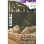 Revista Escola Dominical | Jovens e Adultos - Professor (4º Trimestre 2014)