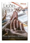 Revista Escola Dominical | Lições Bíblicas - Adultos - Professor (2º Trimestre - 2021)