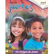 Revista Escola Dominical | Lições Bíblicas - Juniores - Aluno (1º Trimestre - 2020)