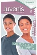 Revista Escola Dominical | Lições Bíblicas - Juvenis (1º Trimestre - 2021)