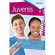 Revista Escola Dominical | Lições Bíblicas - Juvenis - Professor (1º Trimestre - 2020)