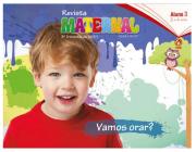 Revista Escola Dominical | Lições Bíblicas - Maternal (3º Trimestre - 2021)