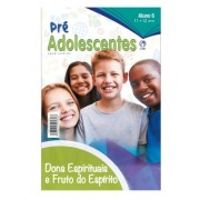 Revista Escola Dominical   Lições Bíblicas - Pré-Adolescentes (2º Trimestre - 2020)