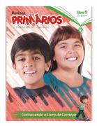Revista Escola Dominical | Lições Bíblicas - Primários - Aluno (2º Trimestre - 2021)