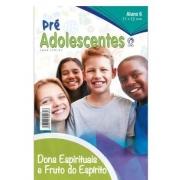 Revista Escola Dominical   Pré-Adolescentes (2º Trimestre - 2016)