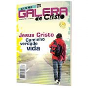Revista Galera de Cristo - Juvenis 15 a 17 anos - Nº 2