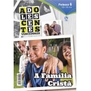 Revista | Lições Bíblicas - Adolescentes - Mestre (2º Trimestre - 2018)