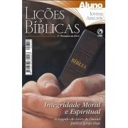 Revista| Lições Bíblicas - Jovens e Adultos Aluno Letra Grande (4º Trimestre - 2014)