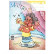 Revista | Lições Bíblicas - Maternal - Aluno (4º Trimestre - 2014)