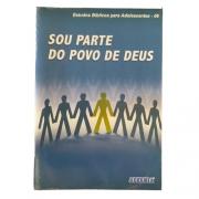 Revista Série Estudos Bíblicos para Adolescentes 06 - Sou Parte do Povo de Deus