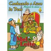 Revista Série Estudos Bíblicos para Crianças 03 - Conhecendo o Livro de Deus -Produto Reembalado