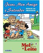 Revista Série Estudos Bíblicos para Crianças 04 - Jesus, Meu Amigo e Salvador