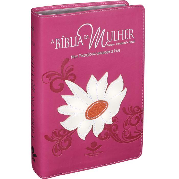 A Bíblia da Mulher Média NTLH