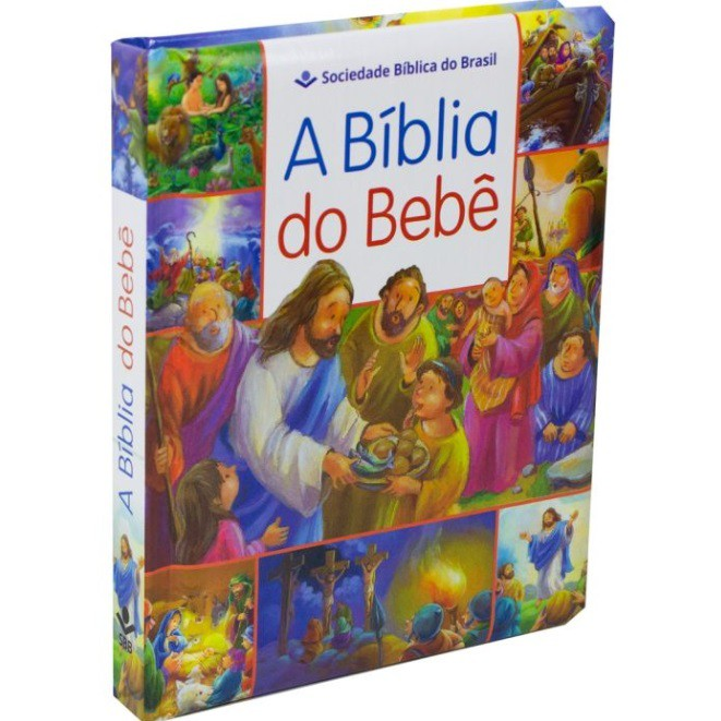 A Bíblia do Bebê - vol 2