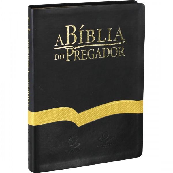 A Bíblia do Pregador RA - Capa Preta