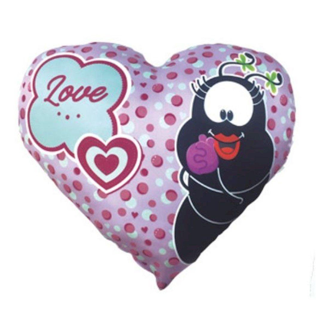 Almofada Coração Forfete - Love