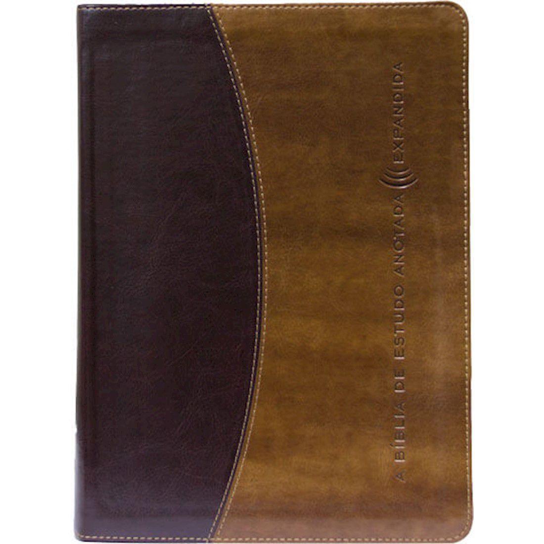 Bíblia Anotada Expandida