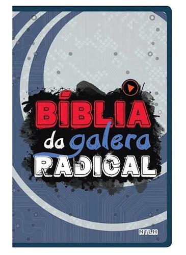 Bíblia da Galera Radical - 2ª Edição