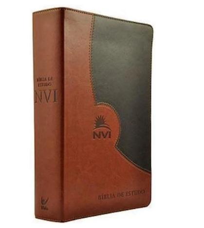 Bíblia de Estudo NVI Luxo