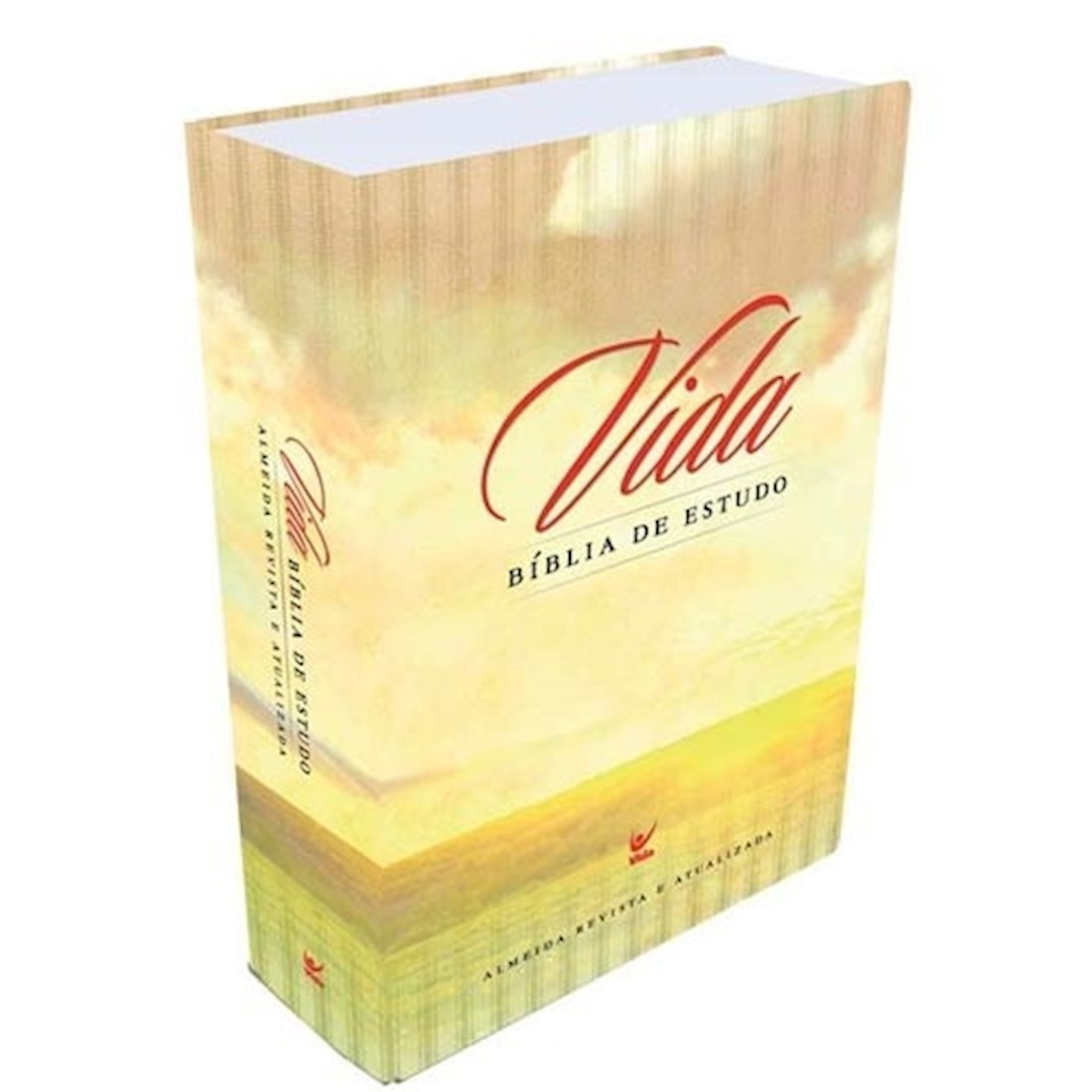 Bíblia de Estudo Vida - Capa Dura