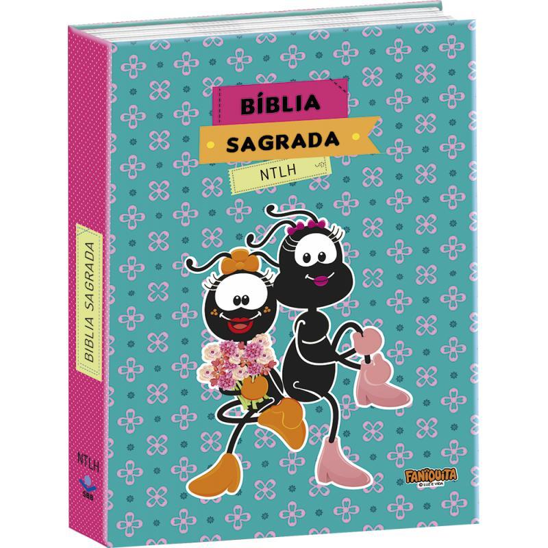 Bíblia Flexível Smilinguido NTLH