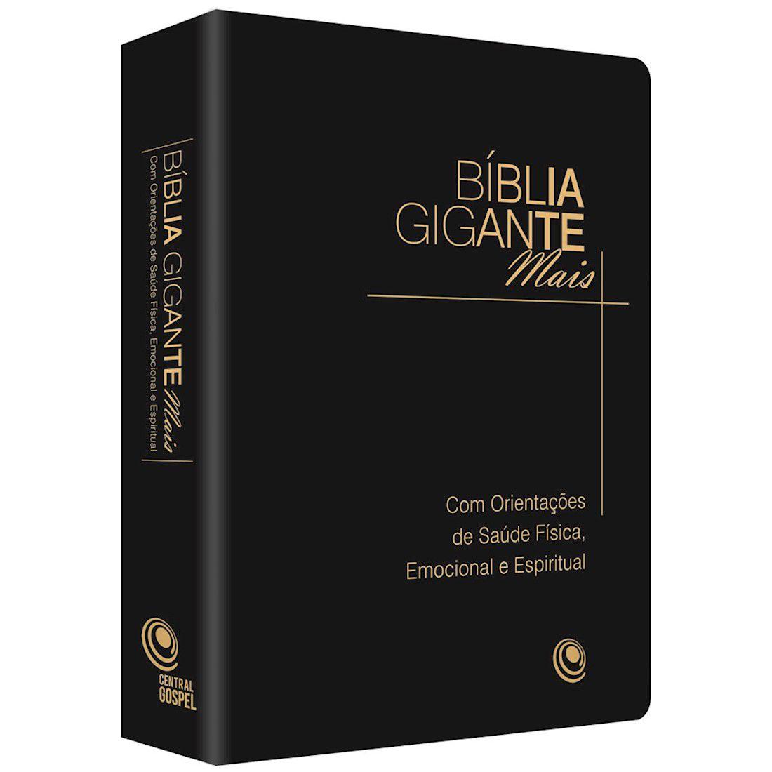 Bíblia Gigante Mais