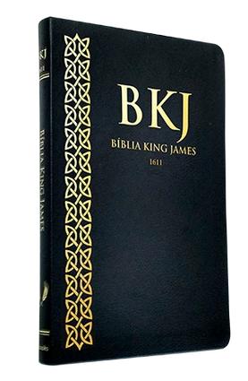 Bíblia King James 1611 Ultrafina