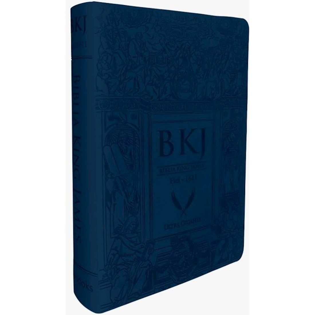Bíblia King James Fiel 1611 Letra Ultra Gigante