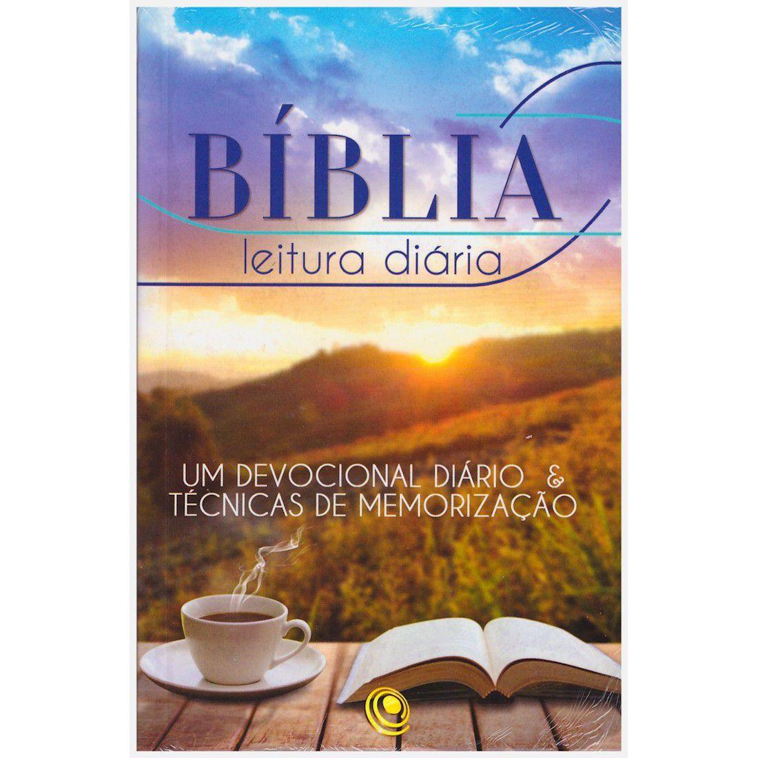 Bíblia Leitura Diária - Silas Malafaia