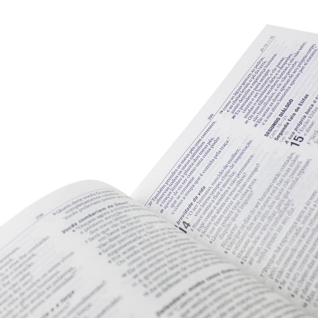 Bíblia Missionária NAA - Capa Dura