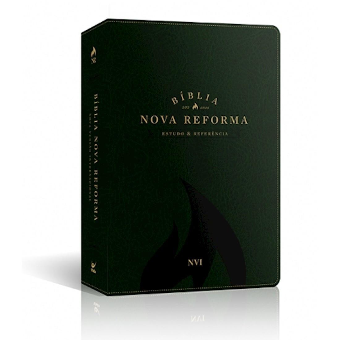 Bíblia Nova Reforma NVI