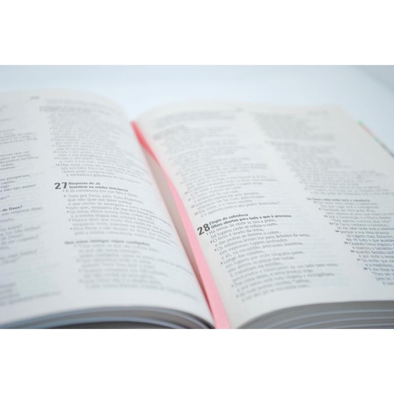 Biblia NTLH Capa Dura - Faniquita Jeans
