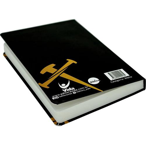 Bíblia NVI Semi-Luxo - Está Consumado