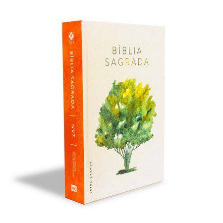 Bíblia NVT Letra Grande - Árvore