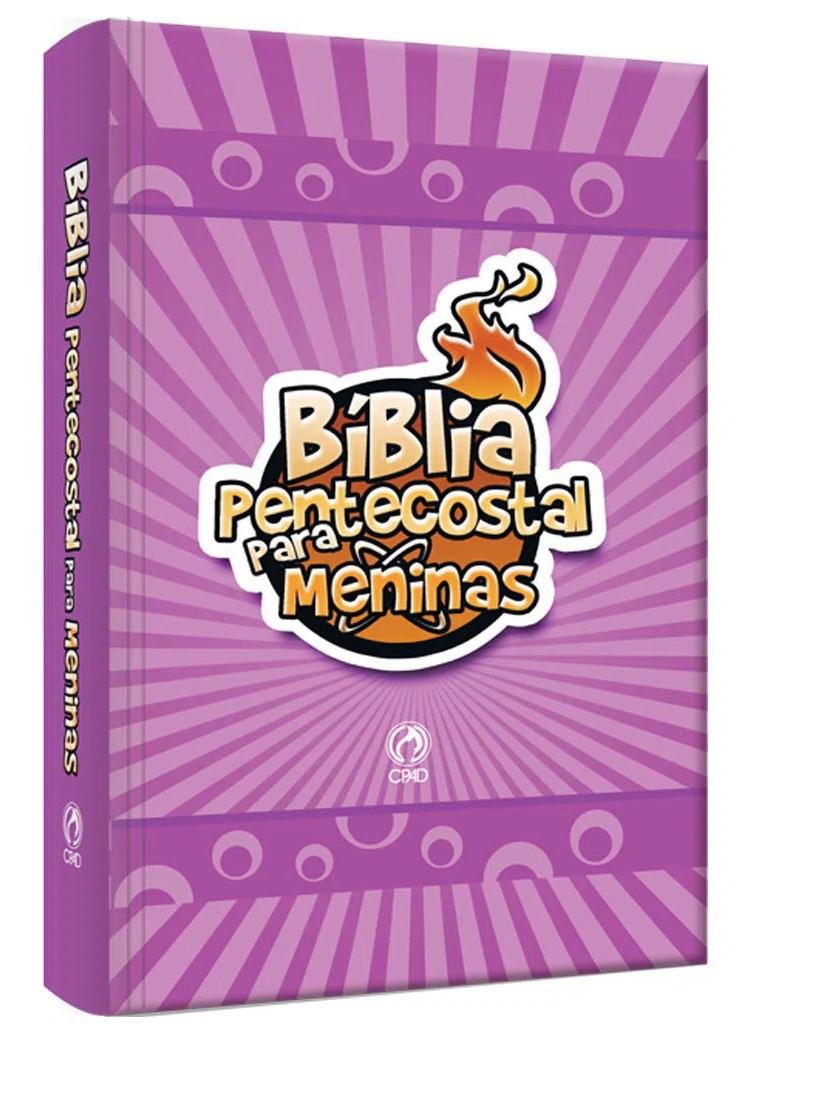 Bíblia Pentecostal para Crianças