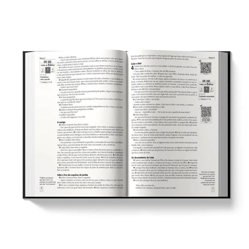Bíblia Rosa de Saron YouVersion | NTLH | Letra Média | Capa Soft-Touch