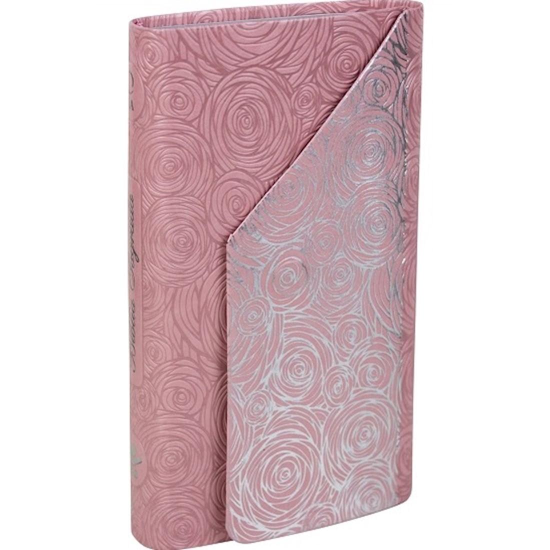 Bíblia Sagrada Carteira Rosa Claro - RA