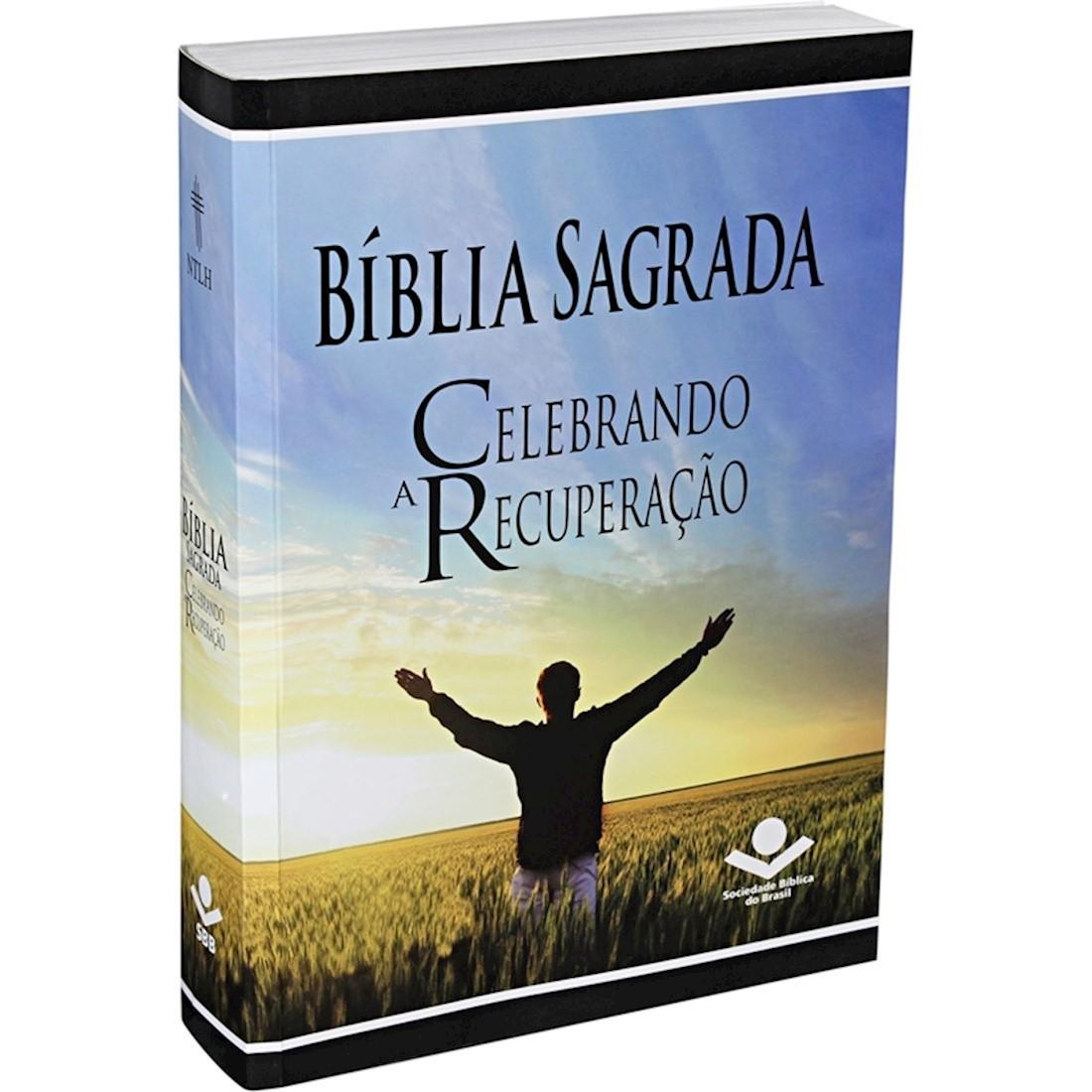 Bíblia Sagrada Celebrando a Recuperação
