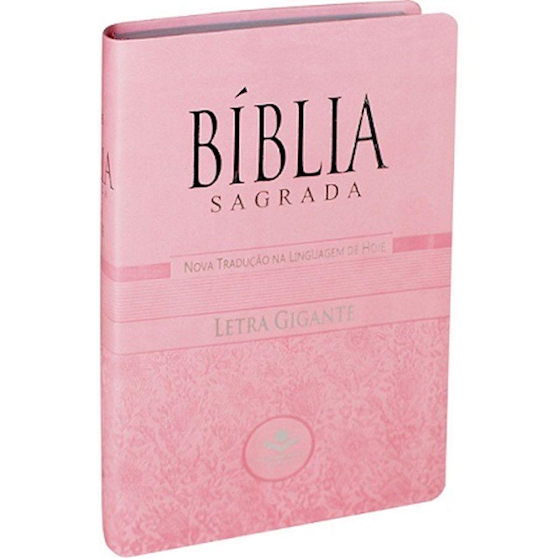 Bíblia Sagrada com Letra Gigante NTLH