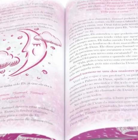 Bíblia Sagrada Da Princesinha - Capa Dura