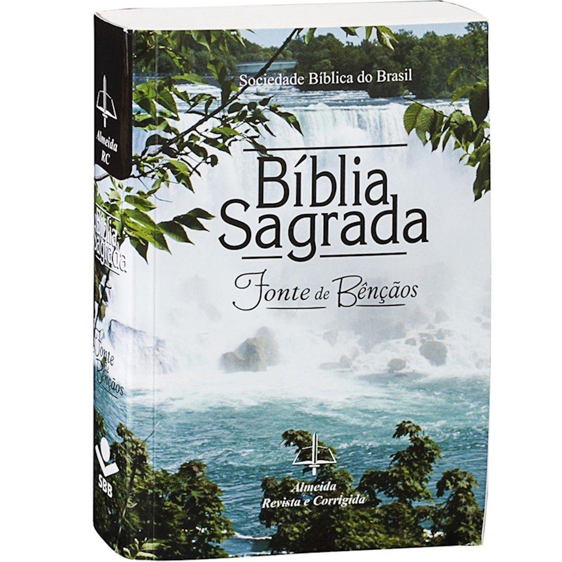 Bíblia Sagrada Fonte de Bênçãos