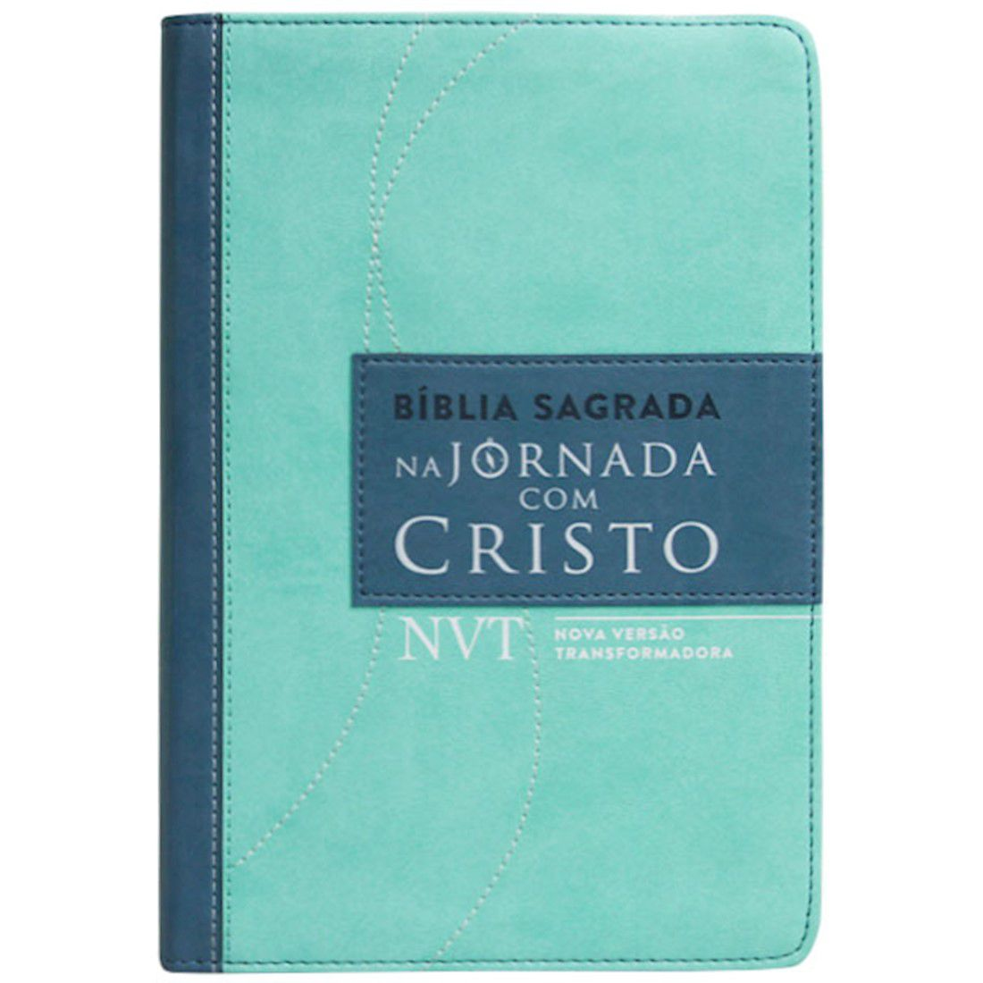Bíblia Sagrada  Na Jornada com Cristo NVT
