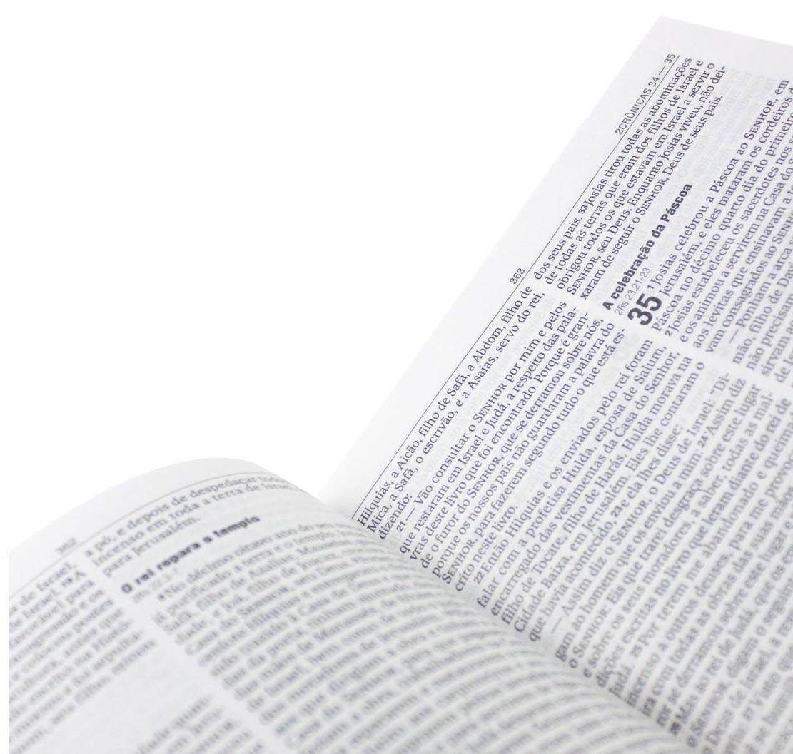 Bíblia Sagrada NAA - Âncora