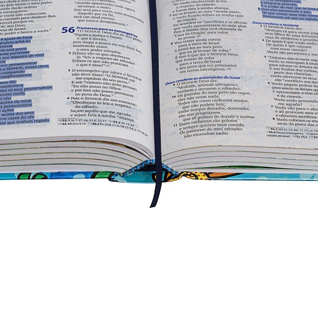 Bíblia Sagrada ? Palavra da Vida Capa Dura