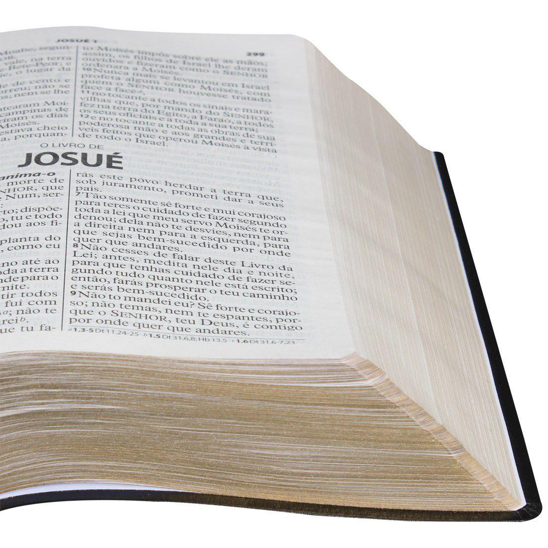 Bíblia Sagrada RA - Letra Gigante com Notas e Referências