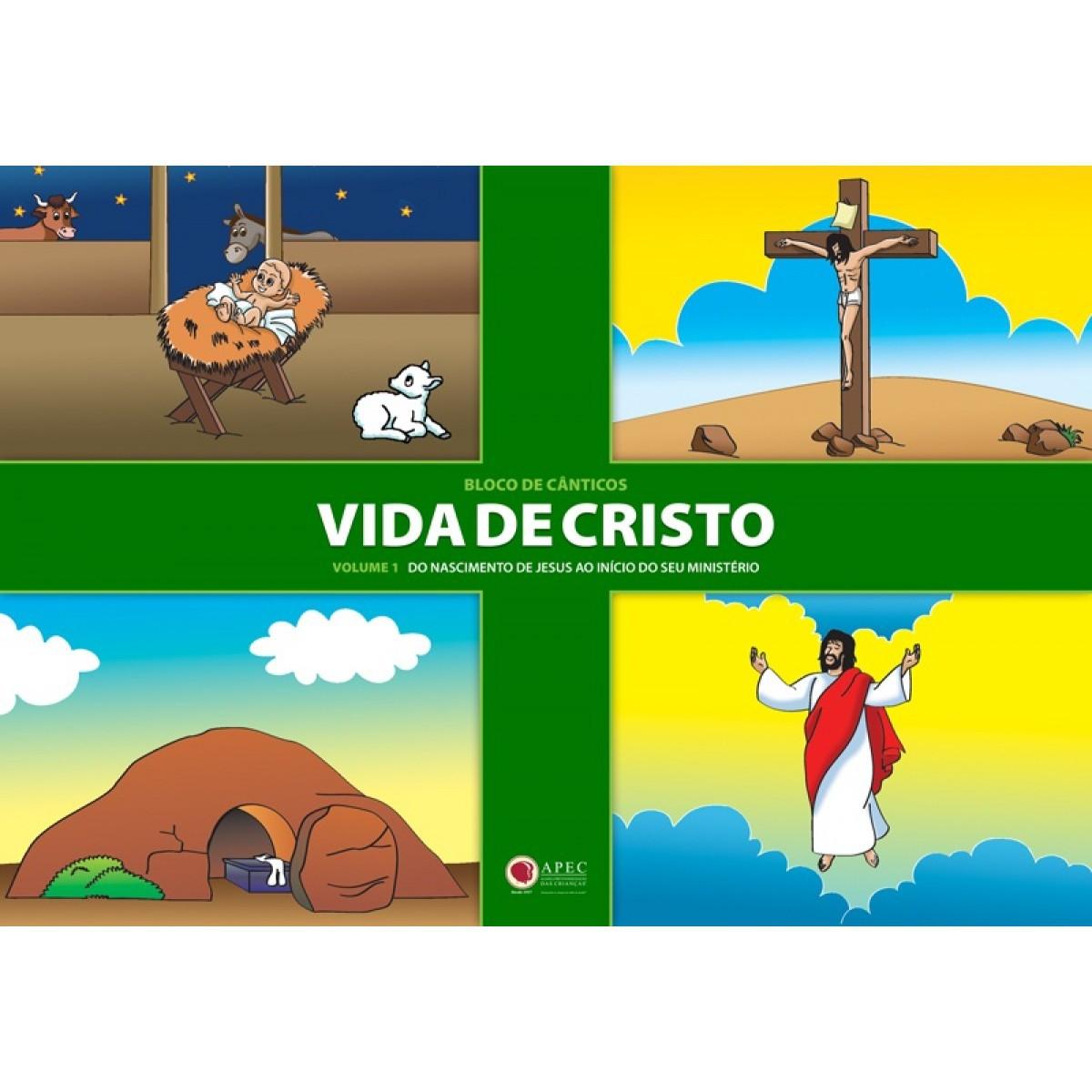 Bloco Vida De Cristo 1