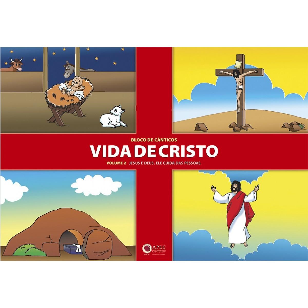 Bloco Vida De Cristo 2